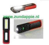 Zaklamp led Gedore met USB oplaadsnoer R9570 0023_26
