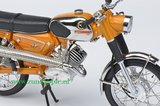 Zündapp KS50 Super Sport Orange 1:10 Schuco_26