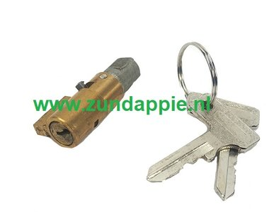 Stuurslot 529 incl. 2 sleutels 529-10.906