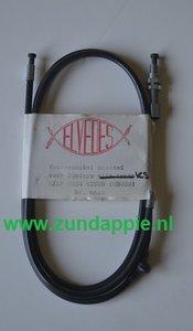 Voorrem kabel Elvedes met vaste nippels zwart