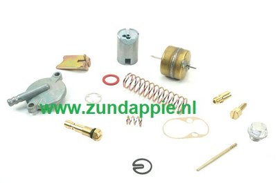 reparatie set carburateur 17