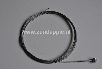 Binnen kabel Tomaselli  DBL.nippel.9mm 49dr Extra dik 2mm