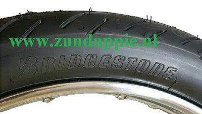 Bridgestone 17 x 2.75 4 PR high speed and grip