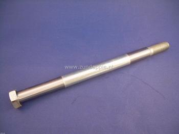 Achterbrug as 529 M12x1,5 lengte 197mm 529-14.110