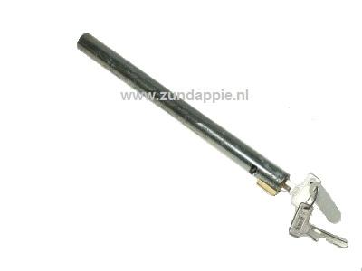 Achterbrug slot 15 mm 537 KS80 537-23.700