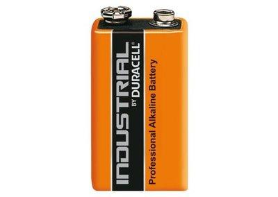 industrial batterij 9-volt pc1604  alkaline duracel