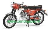 Zündapp-KS50-Rood-1:10-Schuco