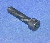 Clipon-plaat-inbusboutjes-M8-x-1-x-35mm-zwart-voldraad.-DIN-912-12.9-hoge-kwaliteit--M8-x-1-x-35mm