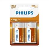 Philips-Longlife-15v-R20-2-stuks